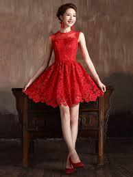 Red Wedding Dresses Short Red Wedding Dresses Dress Fa
