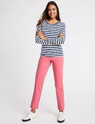 light pink leggings womens pink trousers leggings pale blush ladies leggings m s