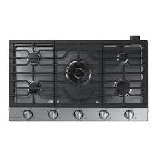 Design Ideas For Gas Cooktop With Downdraft Kitchen Glass Window For Modern Kitchen Design With 36 Inch Gas