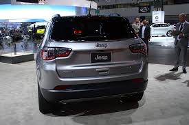 jeep compass 2017 trunk space 2017 jeep compass gets massive makeover instantly becomes more