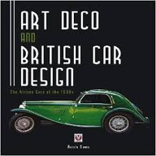 1930s cars the art deco automobile information and images