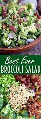 thanksgiving salad recipe best ever broccoli salad mom on timeout