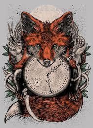 Feminine Clock - cunning agility witted diplomacy wildness feminine