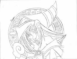 yu gi oh 5ds coloring pages yugioh free page to print u2013 iamsamlove me