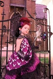 Halloween Costumes Raven Queen Thronecoming Cosplay