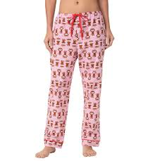 monkey trouble flannel pajama pant the cat s pajamas