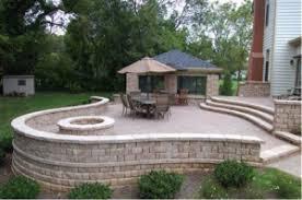 Stone Patio Diy by Patio Perfect Cheap Patio Ideas In 2017 Easy Cheap Patio Ideas