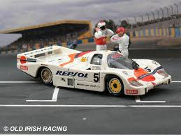jagermeister porsche 962 porsche racing 1980 u0027s present old irish racing model collection