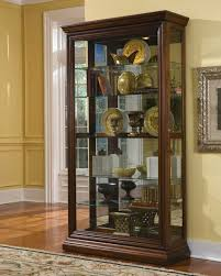 curio cabinet furniture stunning curionet for modern home ideas