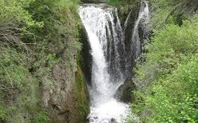 South Dakota Waterfalls images Roughlock falls in spearfish canyon sd south dakota jpg