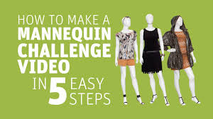 Challenge How To How To Make A Mannequin Challenge In 5 Easy Steps