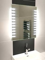 bathroom mirrors with led lights classy inspiration tall bathroom mirrors mirror houzz narrow