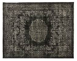 Modern Patterned Rugs Amira Knotted Wool Rug Modern Patterned Rugs Modern