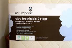 Naturepedic Crib Mattress The Crib Mattress I Chose Why It S So Important To Me Mythirtyspot