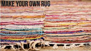 How To Make A Area Rug Diy Large Area Rug Knock It The Live Well Network
