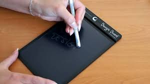 pen writing on paper epaper writing tablet youtube