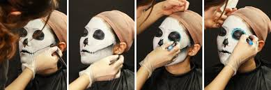 female sugar skull makeup tutorial wholesale halloween costumes blog