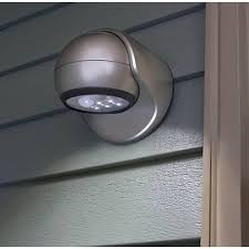 light it motion sensor battery powered automatic led light