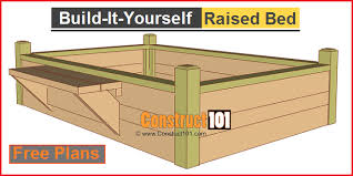 nice raised garden blueprints why pay 247 free access to free