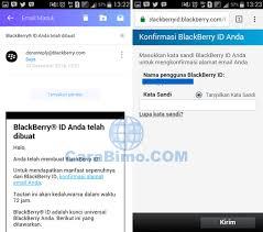 membuat akun gmail bbm dua cara membuat akun bbm baru di android