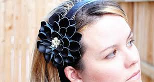 hairstyles with haedband accessories video 54 charming diy hair accessories feltmagnet