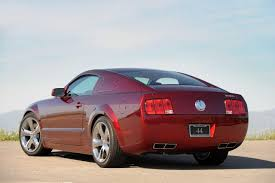 iacocca mustang price iacocca 45th anniversary edition mustang also comes in