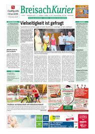 Baden Messe Freiburg Calaméo Reblandkurier Kaiserstuhl