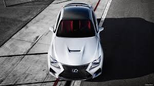 white lexus find out what the lexus rcf has to offer available today from
