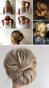 simple step by step hairstyles to do yourself different u2013 wodip com