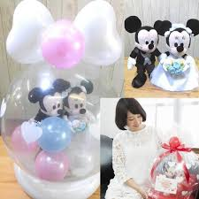 balloon telegram balloon shop rakuten global market mickey minnie wedding s size