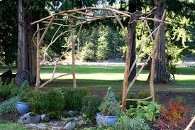 wedding garden arbors