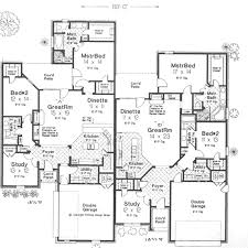 tudor house plans tudor house plan with 4412 square feet and 4