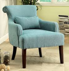 Accents Chairs Chair Teal Accent Chairs Accents Classique Upholstered Chair With