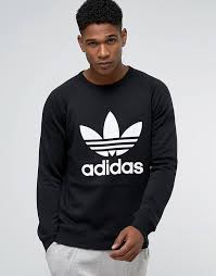 adidas originals trefoil crew sweatshirt ay7791 where to buy