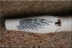 cross angel wing tattoos full arm cross angel wing tattoos design idea for men and women