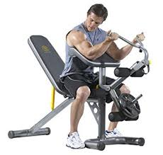 Weight Bench Sports Authority Amazon Com Gold U0027s Gym Xrs 20 Olympic Bench Weight Benches
