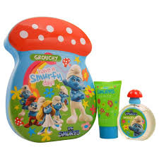 Bath Gift Sets First American Brands The Smurfs Grouchy By First American Brands