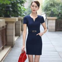 popular work clothes for salon buy cheap work clothes for salon