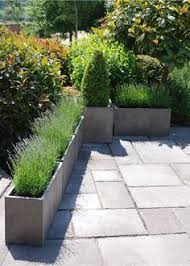 Rectangular Terracotta Planters by Tall Outdoor Planter Ideas Tall Outdoor Planters And How To