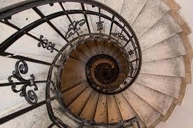 spiral stairs in saint istvan basilika in budapest flickr