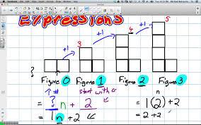 solving algebraic expressions grade 8 nelson lesson 8 3 4 9 13