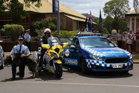 cairns car guide tablelands remember fallen officers for national police