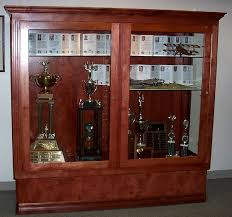 trophy display cabinets handmade trophy display case by cc fine furniture custommade com