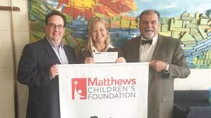 matthews casket company matthews children s foundation donates to the boys and club