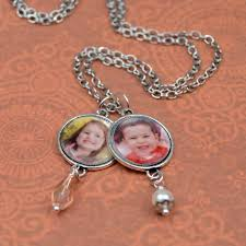 diy necklace charms images Craft lightning mother 39 s day crafts diy photo charm necklace jpg