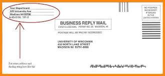 Business Letter Return Address 4 return address on envelopes manager resume business envelopes with