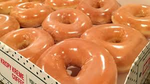 can someone open up a krispy kreme in the desert by friday