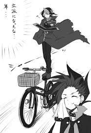 shun and yuto yu gi oh arc v pinterest anime otaku and hetalia