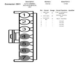 need help with backup camera wiring taurus car club of america