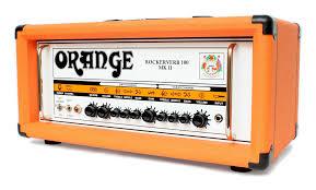 Orange Cabinet 4x12 Orange Rockerverb 100 Mark Ii Amp Head 100 W Zzounds